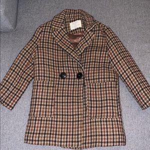 Zara Girls Pea Coat